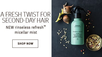 Click shop now button to shop rinseless refresh micellar mist