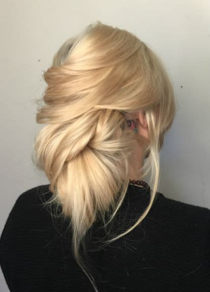 Living Aveda Article A Fresh Take On The Updo Aveda