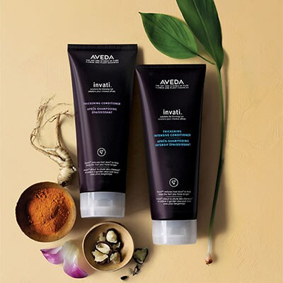 Invati Thinning Hair Treatment Amp Solutions Aveda