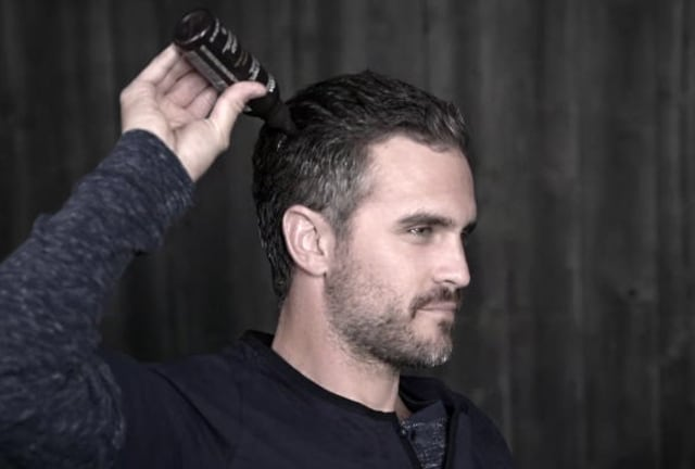 Click on video demonstrate about  IMPROVE THE LOOK OF THINNING HAIR