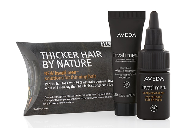 invati men™ system | aveda