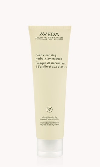 deep cleansing herbal clay masque