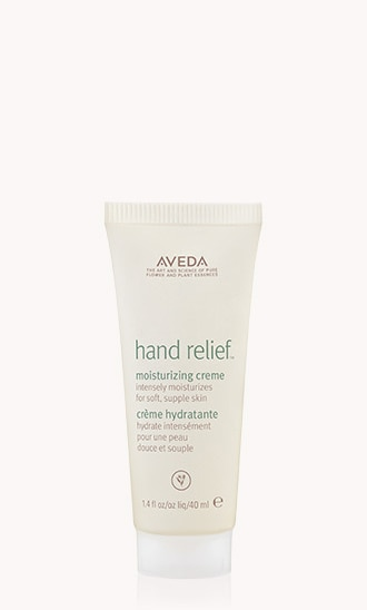 "hand relief<span class=""trade"">™</span> moisturizing creme"