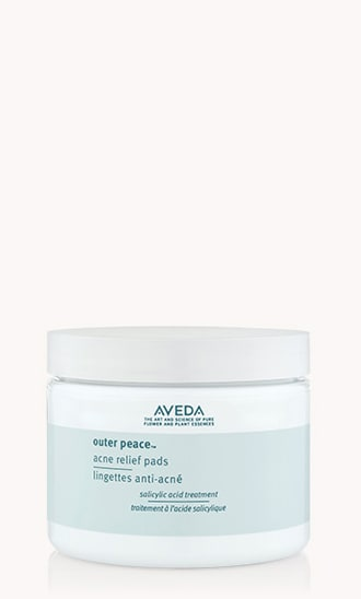 "outer peace<span class=""trade"">™</span> acne relief pads"