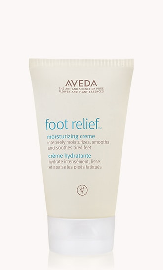 "foot relief<span class=""trade"">™</span> moisturizing creme"