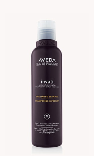 "invati<span class=""trade"">™</span> exfoliating shampoo"