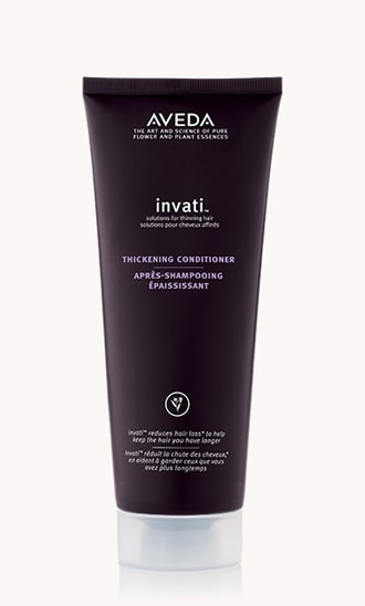 "invati<span class=""trade"">™</span> thickening conditioner"