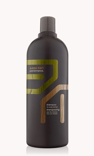 "aveda men pure-formance<span class=""trade"">™</span> shampoo"