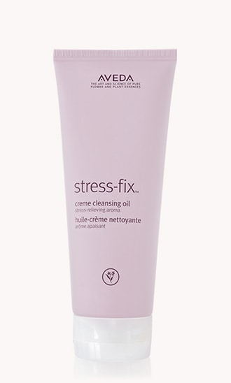 "stress-fix<span class=""trade"">™</span> creme cleansing oil"