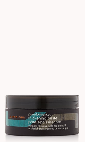 "aveda men pure-formance<span class=""trade"">™</span> thickening paste"