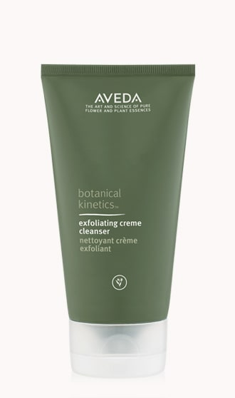 "botanical kinetics<span class=""trade"">™</span> exfoliating creme cleanser"