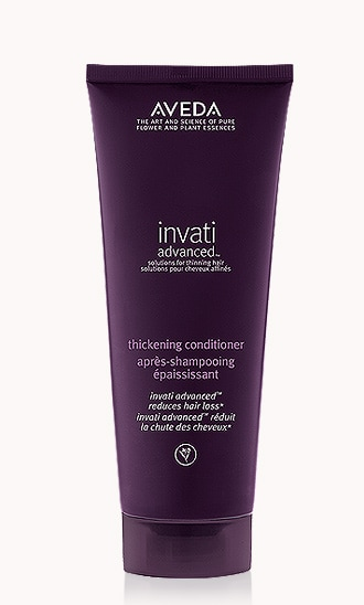 "invati advanced<span class=""trade"">&trade;</span> thickening conditioner"