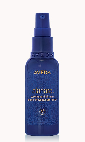 "alanara<span class=""trade"">&trade;</span> pure-fume<span class=""trade"">&trade;</span> hair mist"