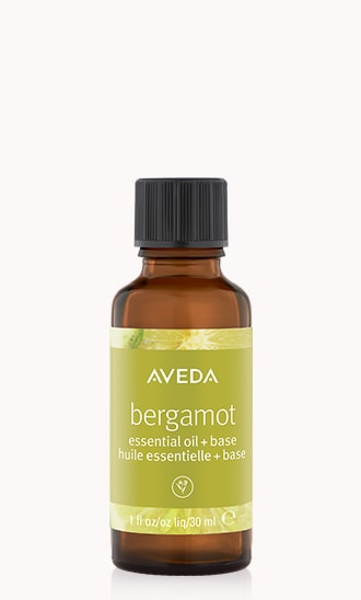 bergamot essential oil + base