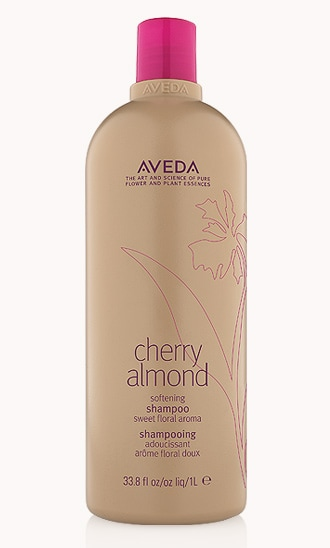 cherry almond softening shampoo