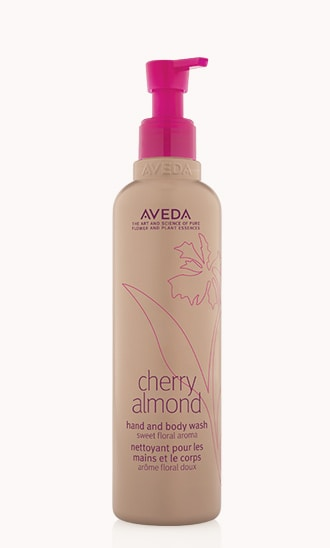 cherry almond hand and body wash