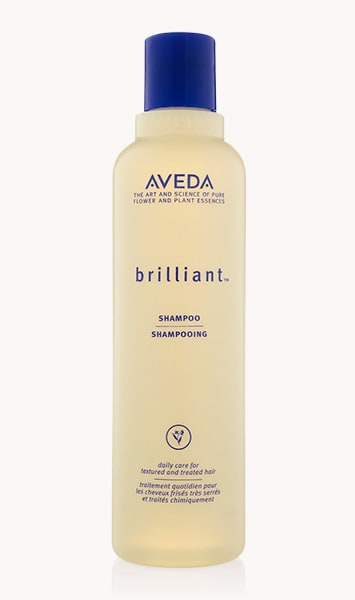 "brilliant<span class=""trade"">™</span> shampoo"