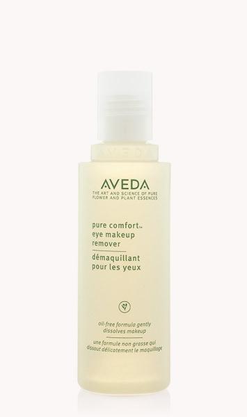Aveda Pure Comfort Eye Makeup Remover 4.2 oz Cutex Quick & Gentle Polish Remover, Non-Acetone - 6 fl oz (Pack of 3) + Schick Slim Twin ST for Sensitive Skin