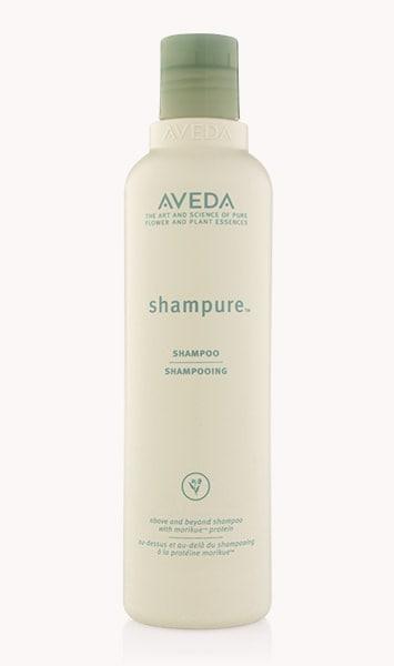 "shampure<span class=""trade"">&trade;</span> shampoo"