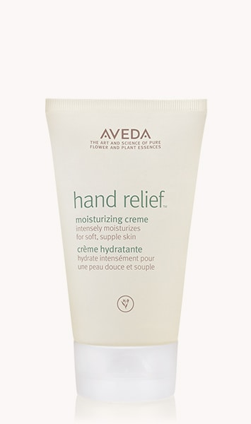 "hand relief<span class=""trade"">&trade;</span> moisturizing creme"