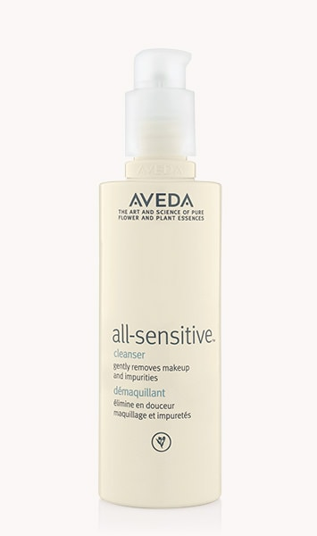 "all-sensitive<span class=""trade"">™</span> cleanser"