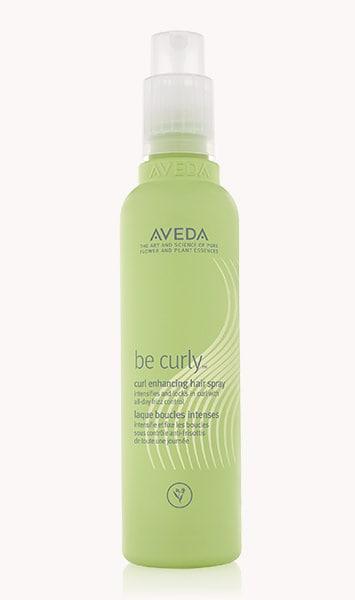 be curly™ curl enhancing hair spray | Aveda
