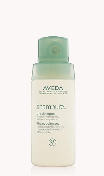 shampure dry shampoo aveda