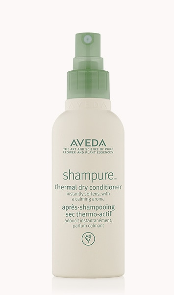 "shampure<span class=""trade"">™</span> thermal dry conditioner"