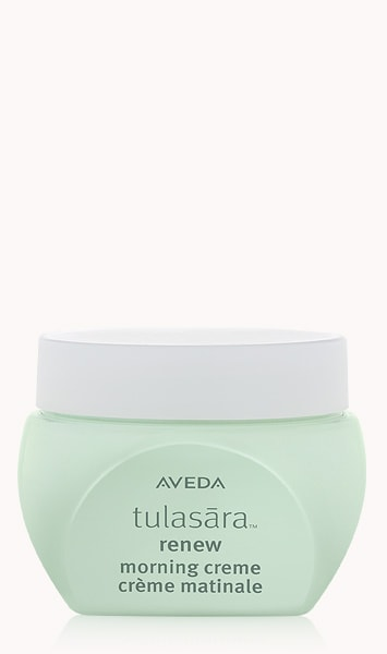 "tulasāra<span class=""trade"">™</span> renew morning creme"