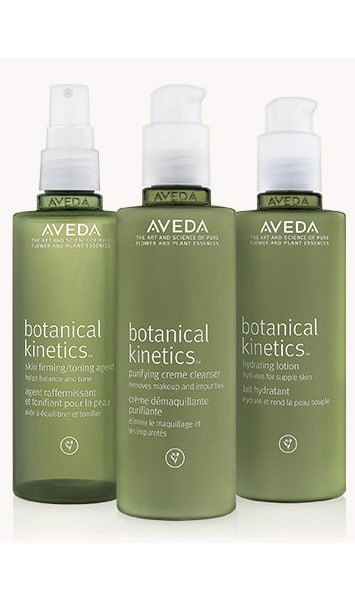 "botanical kinetics<span class=""trade"">™</span> daily care for dry/normal skin set"