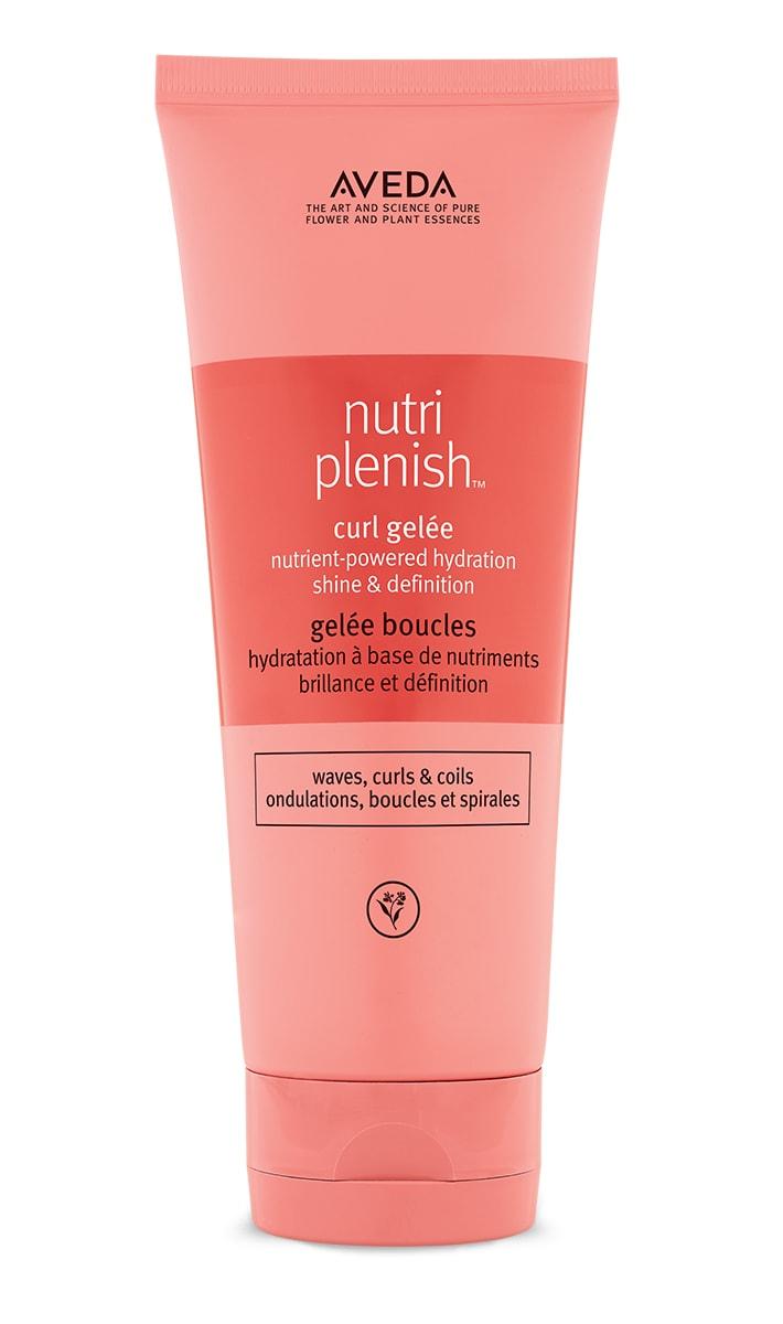 nutriplenish curl gelee