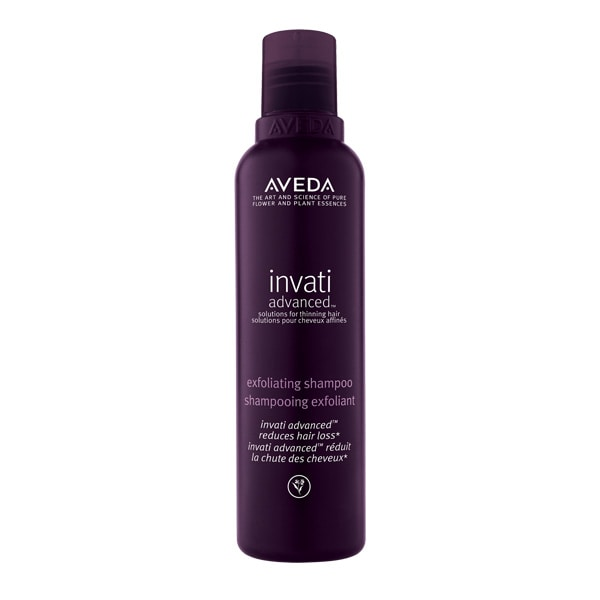 gently exfoliates, cleanses and renews the scalp