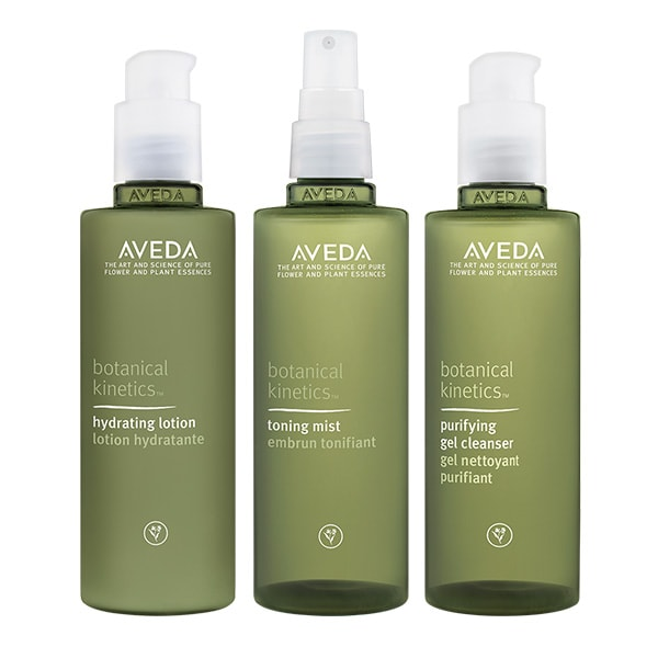 3-step skin care kit for normal to oily skin