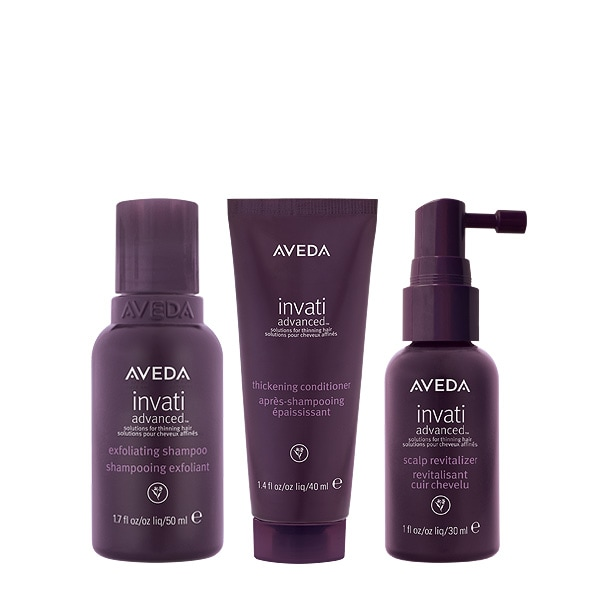 travel solutions for thinning hair